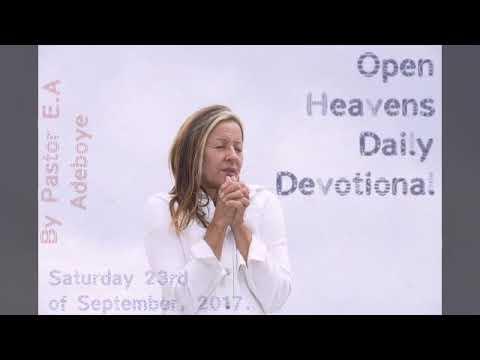 Resisting God Open Heavens 23 September 2017 Saturday Daily