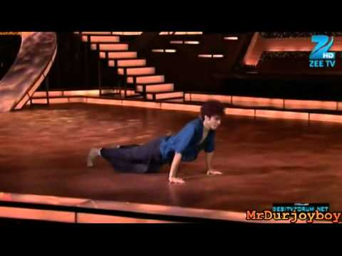 Raghav Crocroach solo performed - Dance India Dance Season 3 17th March 2012