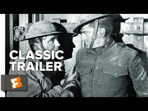 The Fighting 69th (1940) Official Trailer - James Cagney, Pat O'Brien Movie HD