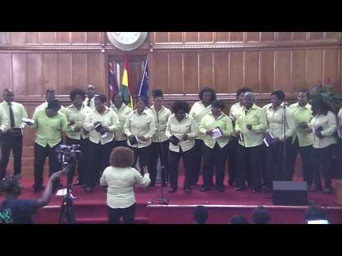 Trinity PCG London Church Choir @ Music Festival 2016