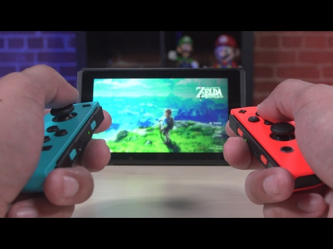Thumbnail: What We Learned After 48 Hours with Nintendo Switch