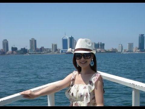 Gorgeous Qingdao coast city: #TravelWithSamiInChina