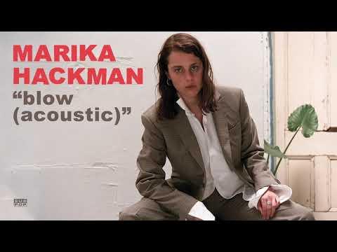 Marika Hackman - Blow (acoustic)
