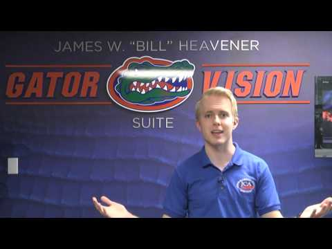 JCA Tour Of The College Of Journalism And Communications At UF