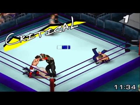 Fire Pro Wrestling Returns - Bullet Club vs. The Shield