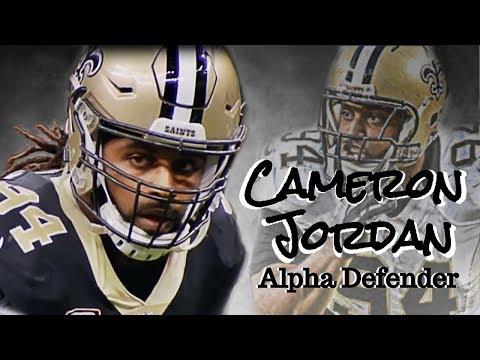 "Cameron Jordan 2017 Highlights    ""Alpha Defender"" ᴴᴰ"