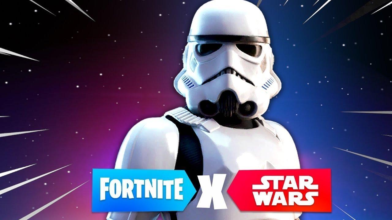 Star Wars X Fortnite - Evento!!!! - YouTube