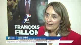 Législatives : Les Républicains en ordre de marche dans les Yvelines