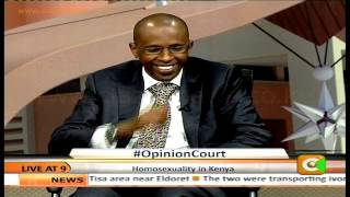 Live at 9 Opinion Court: Homosexuality