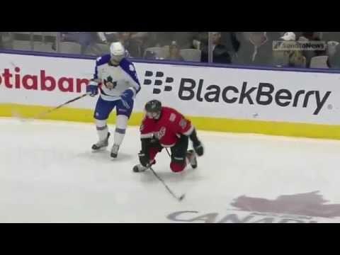 2013-14 AHL Defenceman of the Year - T.J. Brennan