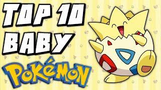 Best Baby Pokemon