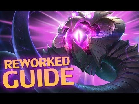 ♥ VEL'KOZ GUIDE - 6.9 REWORK - Sp4zie