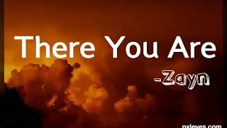 ZAYN - THERE YOU ARE ( 8D AUDIO )
