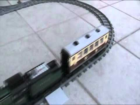 Lego Exclusive 10194 Train Emerald Night with Power ...
