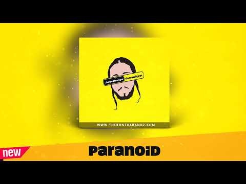 """[SOLD] Post Malone x Yung Bans Type Beat - """"PARANOID"""" 