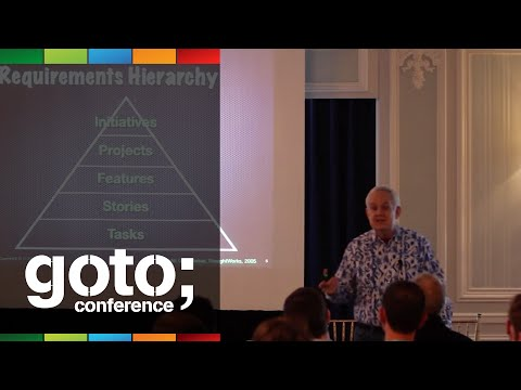 GOTO 2014 • Implementing Programmer Anarchy • Fred George