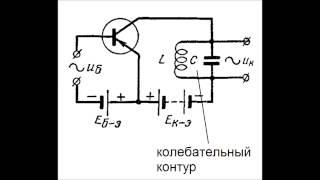 Нагрузочная прямая ( Транзистор- это просто 21)