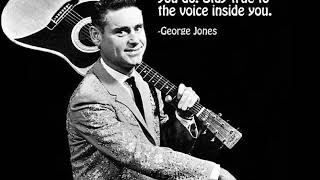 Watch George Jones Theres No Justice video