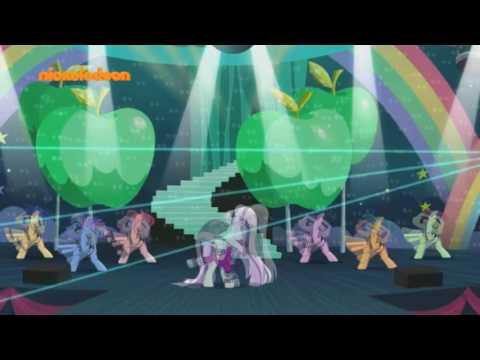 [Greek] - MLP:FiM - The Spectacle (Razzle Dazzle) 🎵SONG🎵(S05E24)