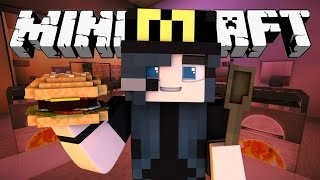 Minecraft McDonalds - FAST FOOD MANIA! (Minecraft Roleplay) #1