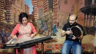 للصبر حدود  عزف قانون وسام شبانه ايقاع ابوللو بدر اعداد واشراف استاذ سهاد نجم