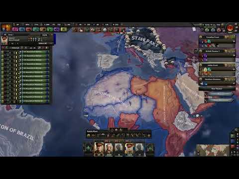 HOI4: Führerreich - British Empire #11 - Windsors Are Better