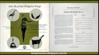 Afro-Brazilian Religious Songs - 1941