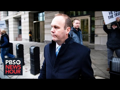 Rick Gates on the Mueller probe and why current 'polls are wrong'