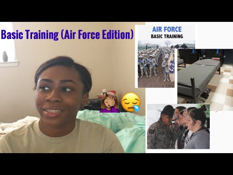 1 year in the military, my overall experience with basic !!!!! ( Air Force Edition )