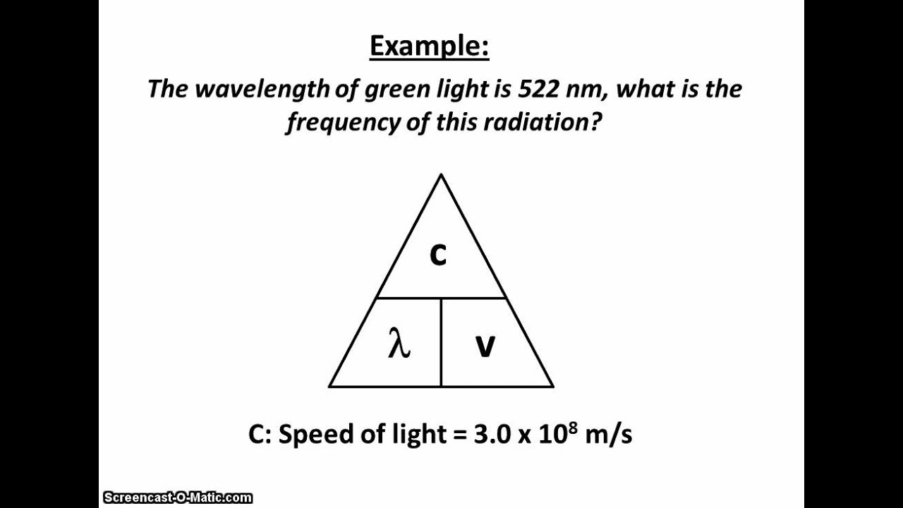 speed of light equation chemistry. speed of light equation chemistry l