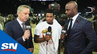 For Raptors' Kyle Lowry Words Can't Explain Winning First NBA Title