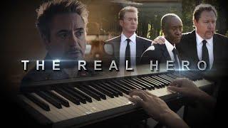 The Real Hero - Avengers 4: Endgame (Piano Cover)+SHEETS
