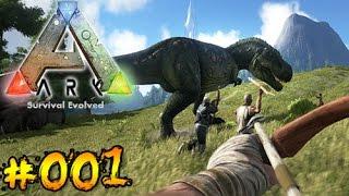 ARK #001 Welt der Dinosaurier [HD]
