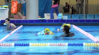 Swimming lesson No. 7 part 2
