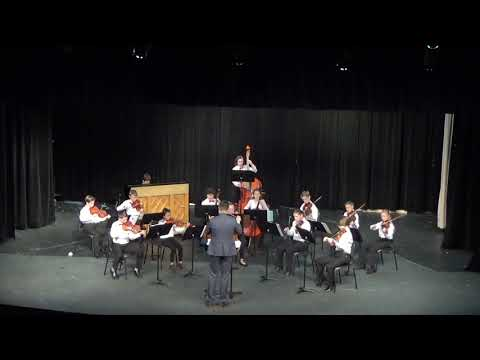 Time Machine - Coweeman Middle School Concert Orchestra
