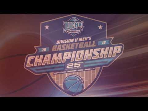 2017-18 Division II Men's Basketball Bracket Release
