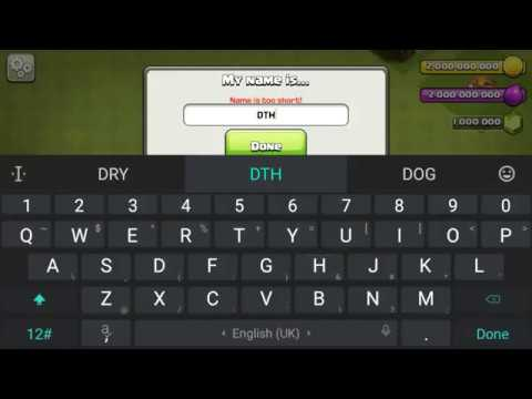 Clash Of Clan Fhx Server Th12 Download Link Youtube
