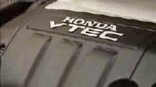 Test drive of the new Honda Legend