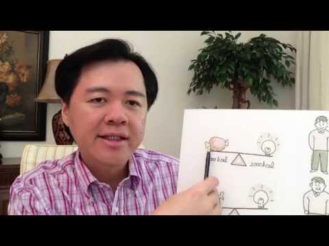 Lose Weight or Gain Weight - Dr Willie Ong Health Blog #29