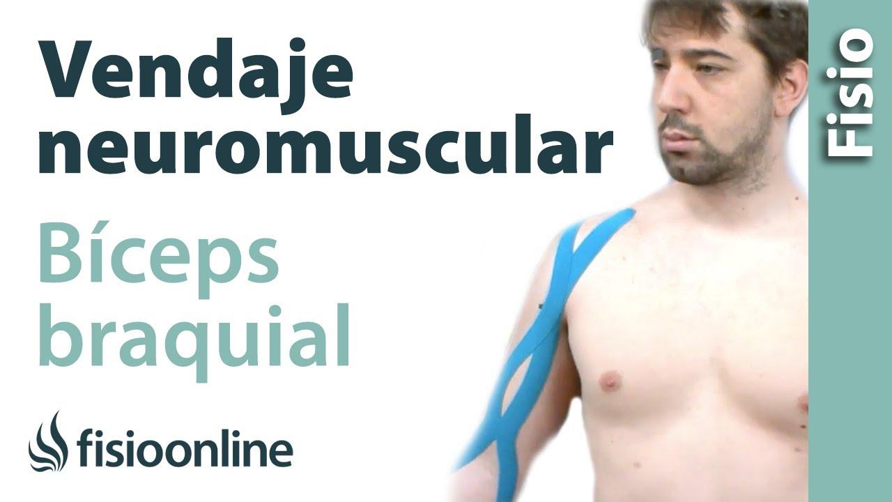 como parar espasmos musculares no bíceps