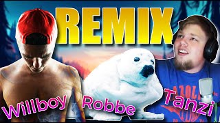 BESTER Remix EVER 😅 | Tanzverbot + Robbe + Willboy