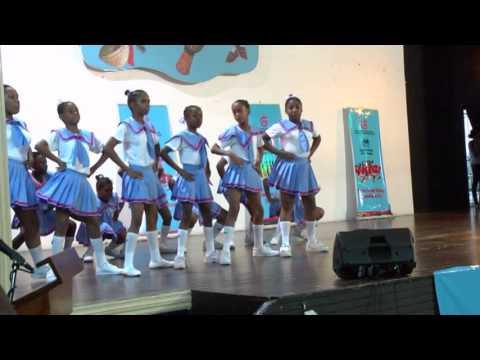 NGC Sanfest 2013 Finals - Primary schools - Dance #1.  October 28, AM