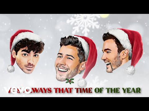 Jonas Brothers - Like It's Christmas (Lyric Video)