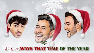 Jonas Brothers - Like It's Christmas (Official Lyric Video)