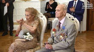 Благодатная свадьба в нижегородском Доме бракосочетания