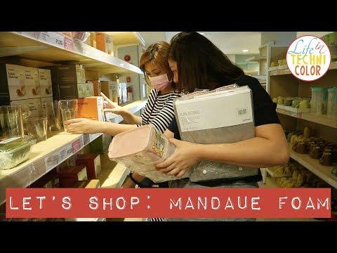 SHOPPING AT MANDAUE FOAM: WHAT TO BUY