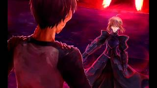 Fate/Stay Night Realta Nua OST - Mighty Wind