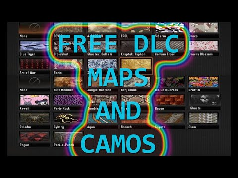 Free bo2 dlc camos and maps + download
