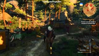 The Witcher 3 - LandScapes : Part 1 (Free Spoilers)