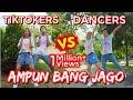 BIKIN DANCE BANG JAGO YG VIRAL DI TIKTOK! #AmpunBangJago